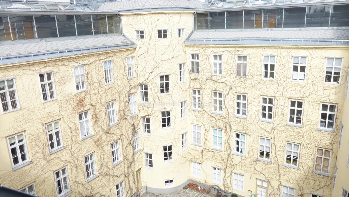 Roberthof: moderne 2 Zimmerwohnung