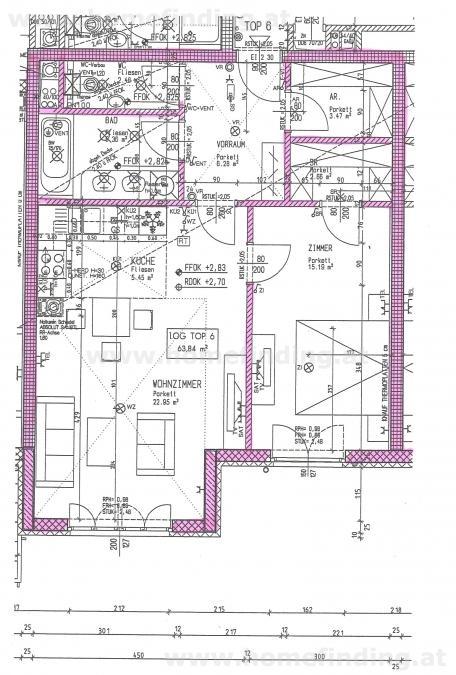 gbild -- moderne 2 Zimmerwohnung in Lainz /  / 1130Wien / Bild 6