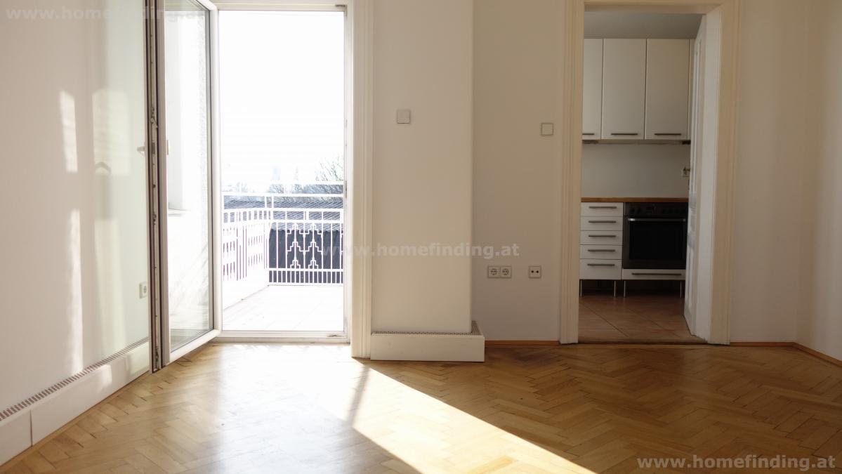 gbild -- Altbau-Balkonwohnung bei der Sieveringer Straße /  / 1190Wien / Bild 8