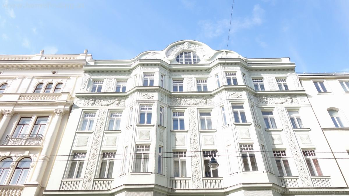 nahe Margaratenhof: großzügige 3 Zimmer Wohnung