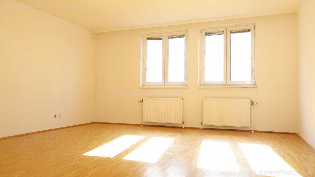 Steingasse: 2 Zimmer-Neubauwohnung
