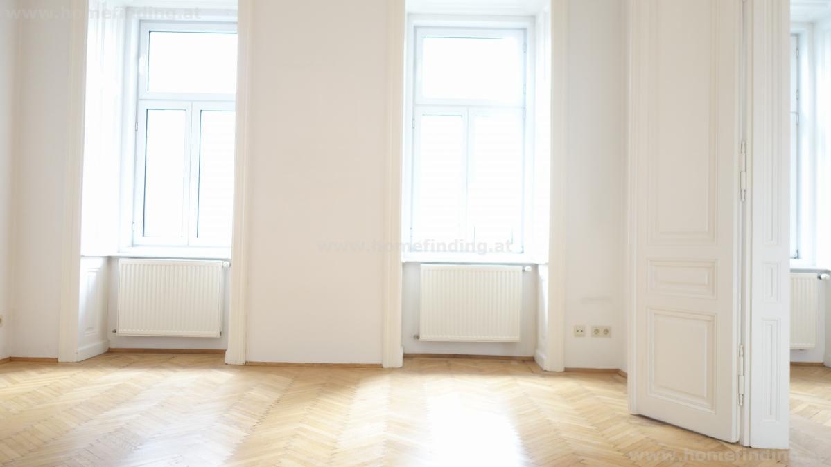 gbild -- Altbauwohnung nahe Stiftskirche - 3 Zimmer /  / 1060Wien / Bild 1