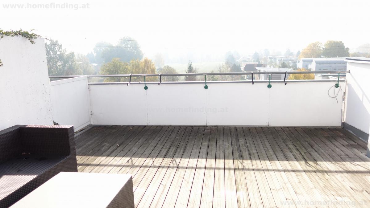 sonnige Terrassenmaisonette nahe Donauspital
