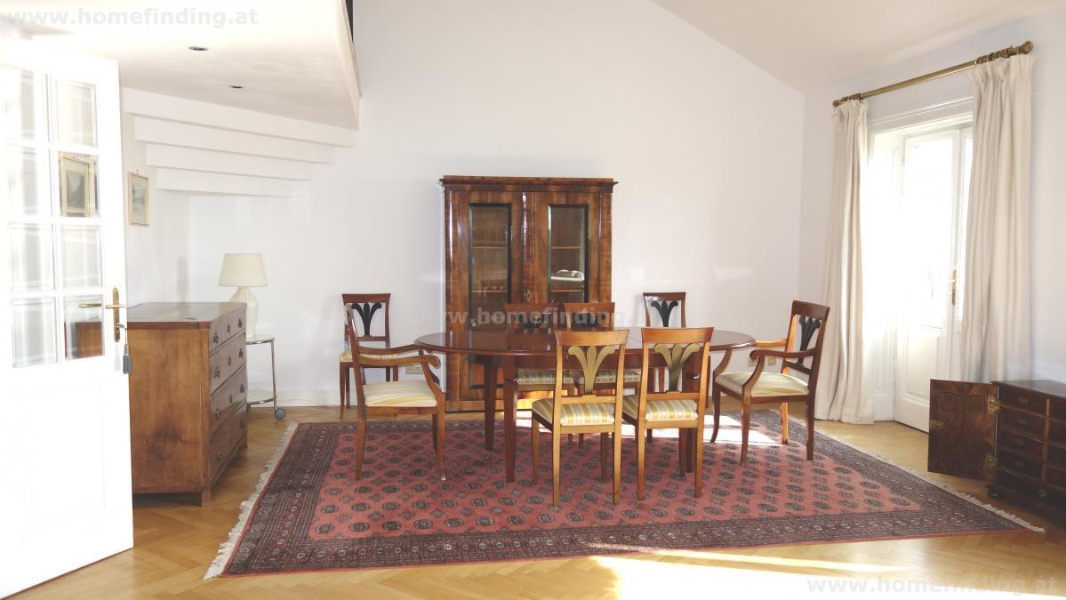 gbild -- beim Parlament: möbliertes Penthouse mit Dachterrasse /  / 1010Wien / Bild 2