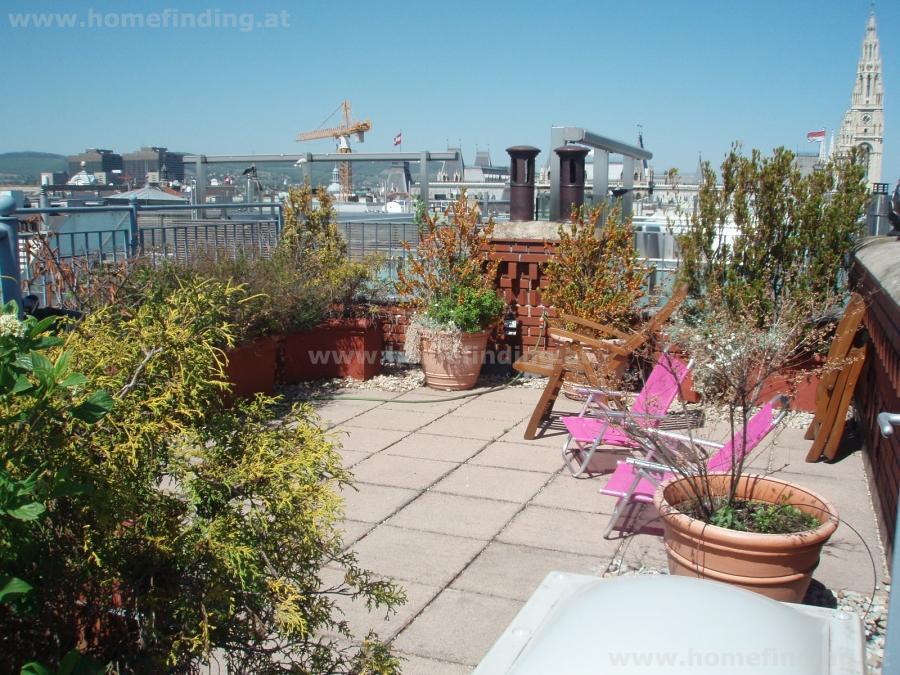 gbild -- beim Parlament: möbliertes Penthouse mit Dachterrasse /  / 1010Wien / Bild 9